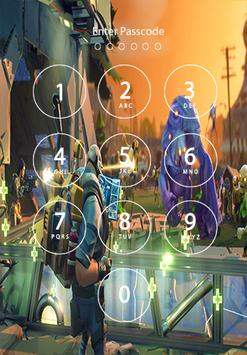 Free Fortnite Battle Royale Lock Screen screenshot 1