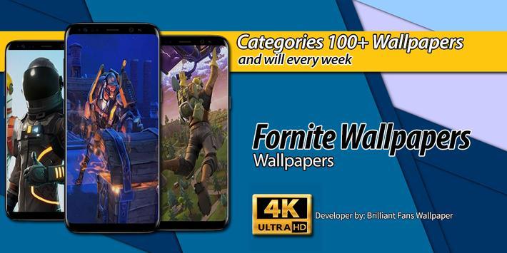 Fortnite Wallpaper Hd For Fans Battle Royale 1 2 Android Download Apk