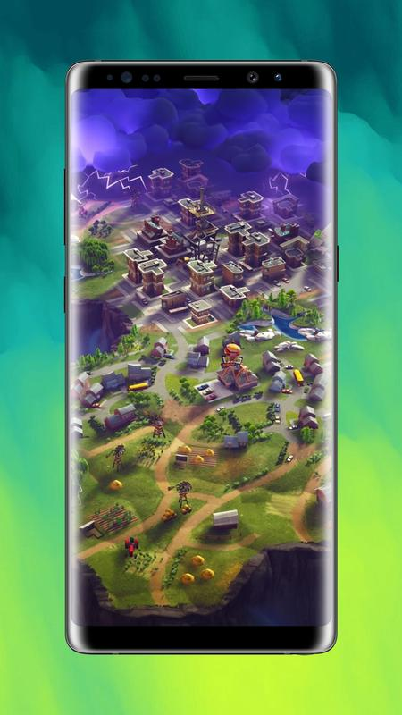 Fortskins Fortnite Battle Live Wallpapers Hd For Android Apk