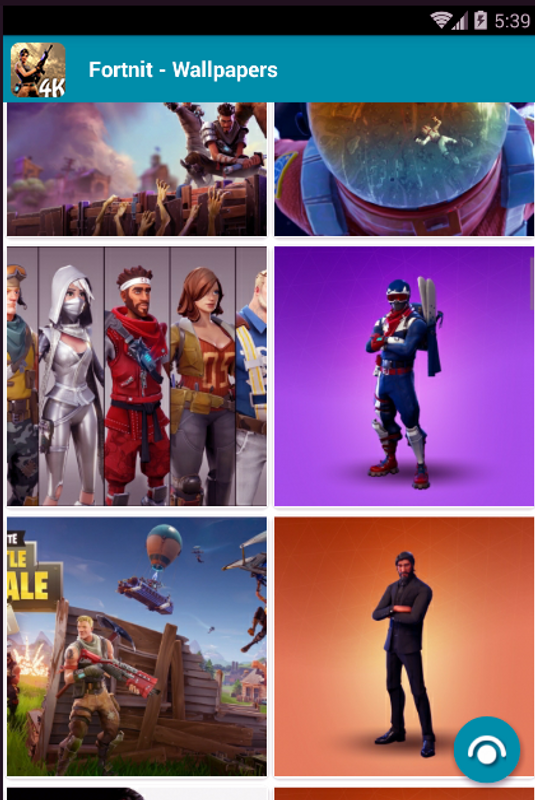 Fortnite Battle Royale Wallpaper 4k For Android Apk Download