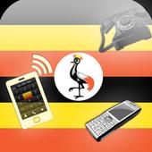 Call 2 Uganda icon