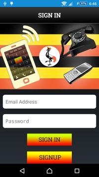 Call 2 Uganda poster