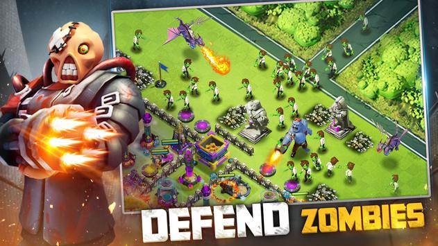 Last Heroes: Battle of Zombies الملصق