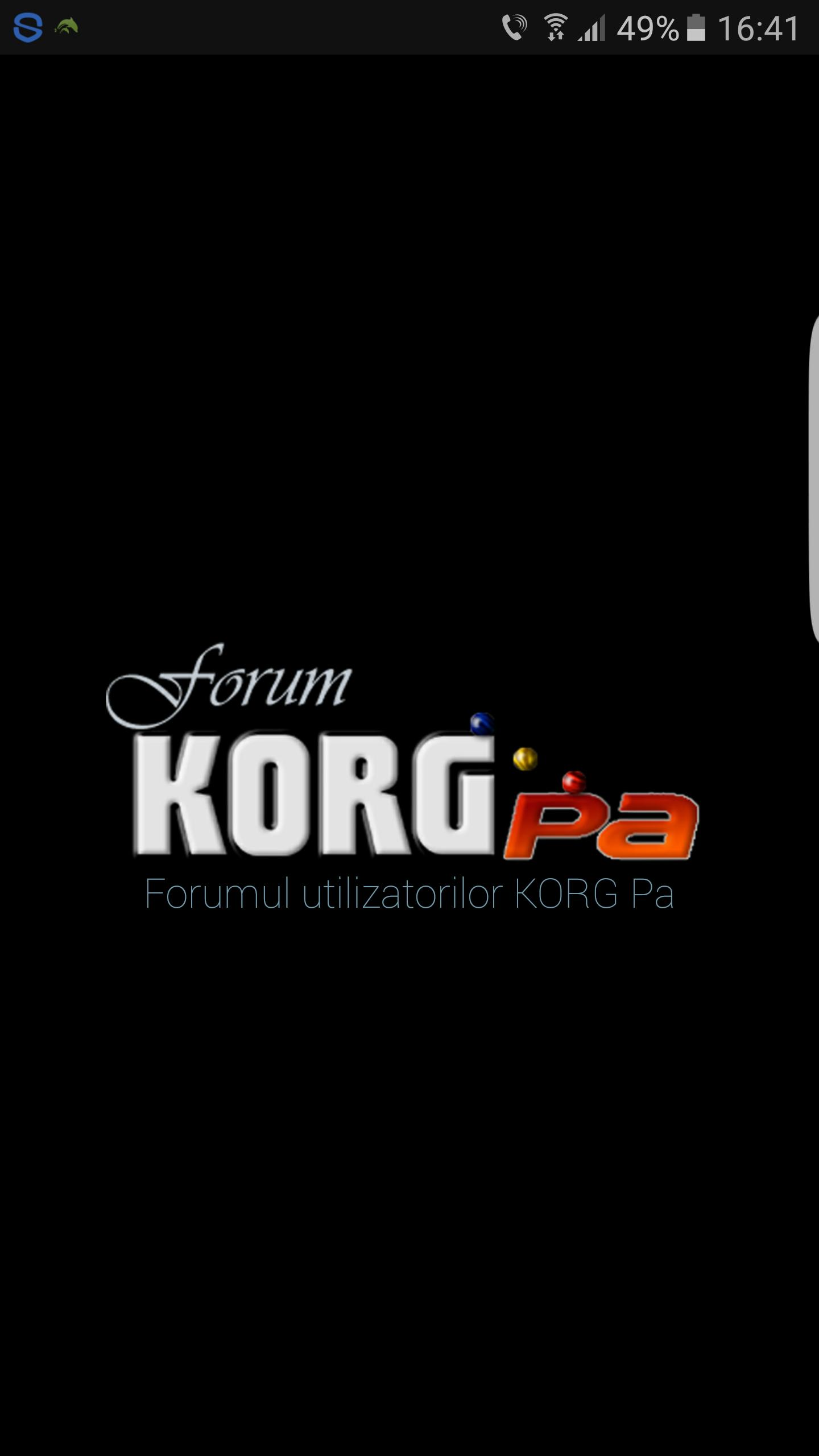 Forum KORG Pa for Android - APK Download