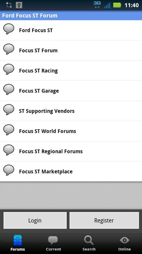 Focus St Forum >> Focus St Forum For Android Apk Download