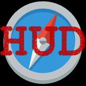 HUD compass icon