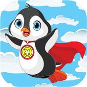 Penguin Antarctica Glide icon