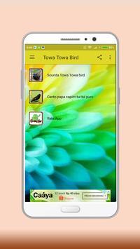 Towa Towa Bird screenshot 1