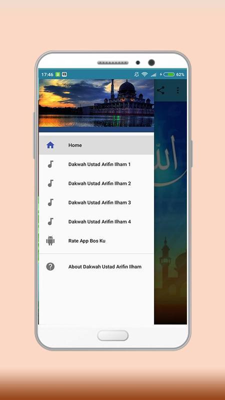 Dakwah Ustad Arifin Ilham for Android - APK Download
