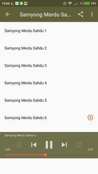 Samyong Merdu Sahdu screenshot 4