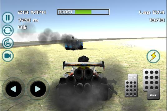 Buggy horizon race apk screenshot