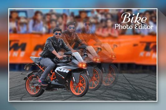 Bike Photo Editor screenshot 5