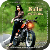 Bullet Bike Photo Editor icon