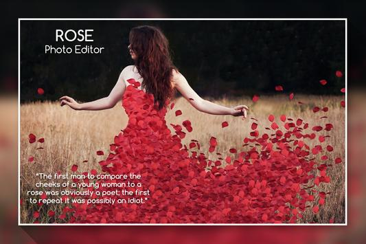 Rose Photo Editor screenshot 7