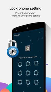 تطبيق القفل - AppLock تصوير الشاشة 2