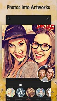 Cartoon Photo Filters-CoolArt poster