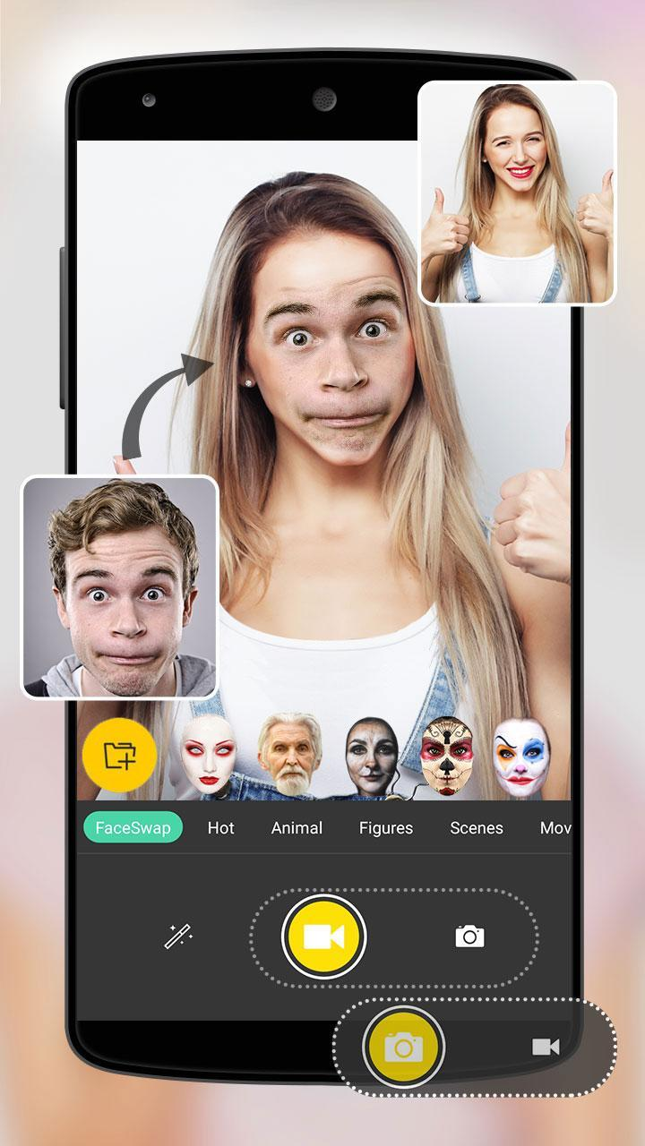face swap photo editor free download