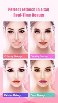 InstaBeauty -Makeup Selfie Cam poster