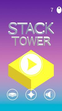 Stack Tower poster