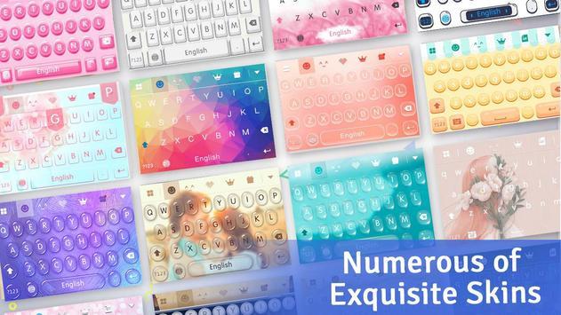 Keyboard - Boto: Peach Pink screenshot 3