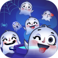 Emoji Keyboard:Little Ghost