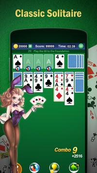 Solitaire ♣️ screenshot 2