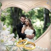 Love Anniversary Photo Frame Editor icon