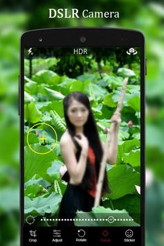 DSLR Camera Effect Photo Editor apk screenshot