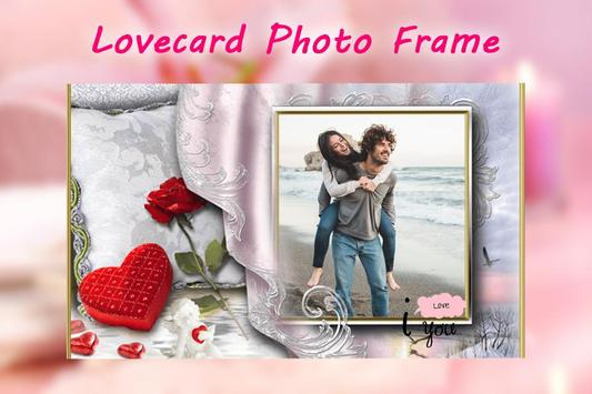 Love Card Photo Frames 2017 poster