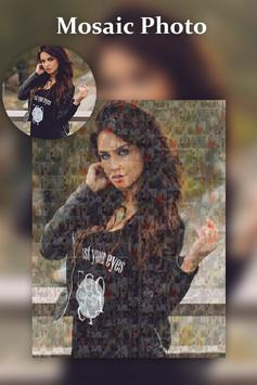 Mosaic Photo Collage Effect apk screenshot