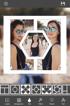 Photo Collage Editor apk screenshot