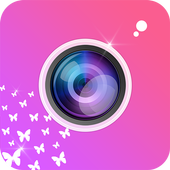 PicCam 💕 Perfect Selfie Beauty Camera icon