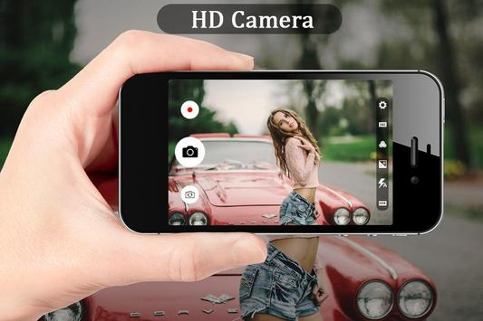 HD 4K Ultra Camera : High Mega ZoomCam apk screenshot