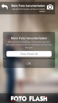 Foto Flash screenshot 1