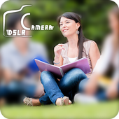 DSLR Camera : Photo Effect icon