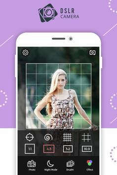 DSLR Camera : Photo Effect screenshot 1