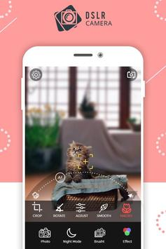 DSLR Camera : Photo Effect apk screenshot