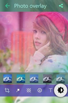Photo Overlay Editor screenshot 4