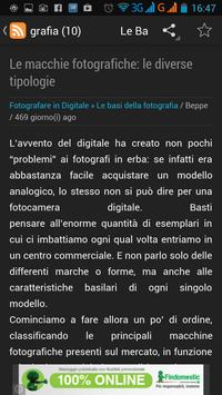 Fotografare in Digitale screenshot 3