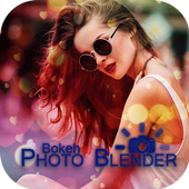 Insta bokeh:Bokeh Overlay,Blend  Photo Editor icon