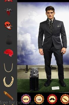 Mafia Photo Montage apk screenshot