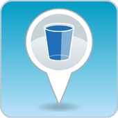 Trinkwasser unterwegs icon