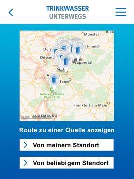 Trinkwasser unterwegs screenshot 9