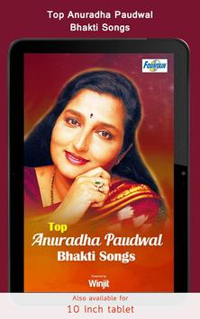 Top Anuradha Paudwal Bhakti Songs screenshot 4