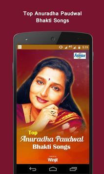 Top Anuradha Paudwal Bhakti Songs poster