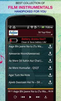 50 Top Filmi Instrumentals screenshot 1