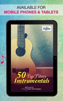 50 Top Filmi Instrumentals screenshot 3