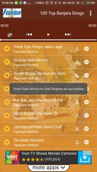 100 Top Banjara Songs screenshot 2