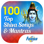100 Shiva Songs & Shiv Mantras icon