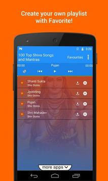 100 Shiva Songs & Shiv Mantras screenshot 3